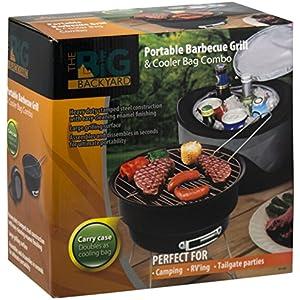 Amazon.com: Picnic en Ascot parrilla para barbacoa y Cooler ...