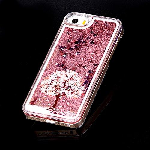 Funda para iPhone 4 4s, Caja de plástico transparente para iPhone 4 4s, iPhone 4 4s Dual Layer Case Cover Skin Shell Carcasa Funda, Ukayfe Cubierta de la caja Funda protectora de plástico duro caso cl Poire