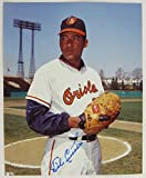 Autographed Mike Cuellar Picture - 8x10 - Autographed MLB Photos