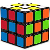 #1: Speed Cube, Suvevic 3x3x3 Sticker Speed Cube Smooth Magic Cube Puzzle (New version) (T1)