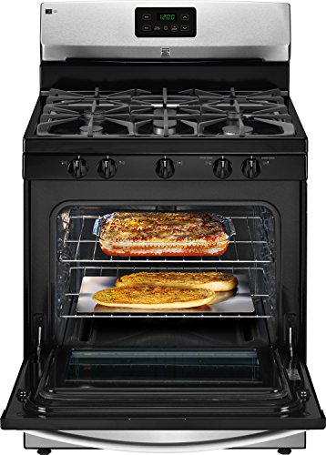 One of the best gas ovens by Kenmore