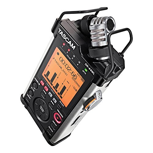 tascam-dr-44wl-handheld-portable-recorder-with-wifi