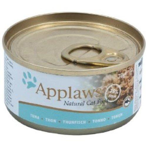 Applaws Tuna Can 24 x 156 GR