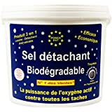 Sel détachant biodégradable Powerpat 5 kg + 1 kilo offert