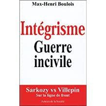 Intégrisme, guerre incivile