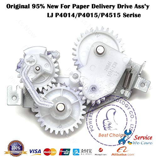 (Printer Parts Original 95% New RM1-4526-000 RM1-4526 Paper Delivery Drive Assembly for HP4015 P4515X HP4015N HP4014 HP4015 P4515 P4014 Series)
