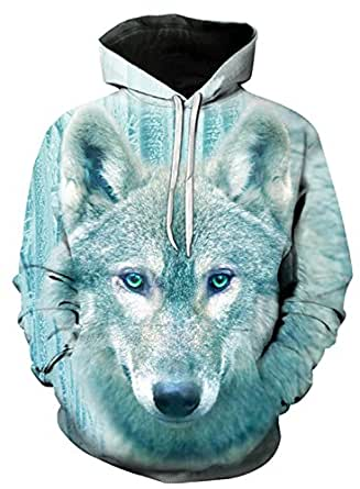 55075a6cd2ad5b Image Unavailable. Image not available for. Color  Hoodie Mens Printed 3D  ...