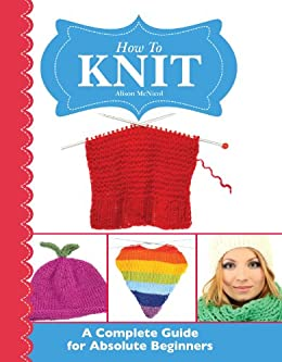 How Knit Complete Absolute Beginners ebook product image