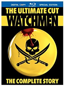 Cover Image for 'Watchmen: The Ultimate Cut'