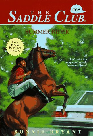 Summer Rider (The Saddle Club, Book 68) for sale  Delivered anywhere in USA