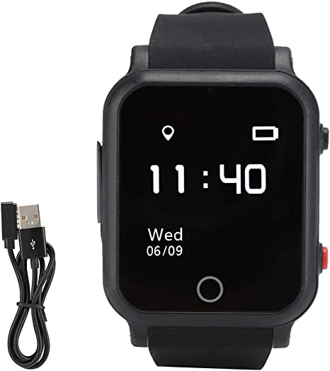 Amazon.com: EBTOOLS S88 Touchscreen Smartwatch with HD Two ...