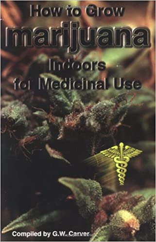 Book How to Grow Marijuana Indoors for Medicinal Use