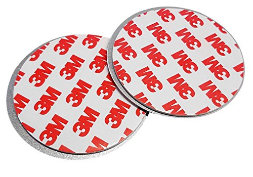 3M Magnetic Fastening Magnetic Pad for Smoke Detectors Pack of 10