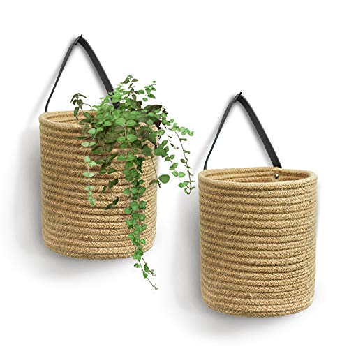 Goodpick 2pack Rope Hanging Basket