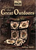 img - for Quilting The Great Outdoors book / textbook / text book