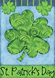 Lang – Large Garden Flag -St. Patrick's Day, Exclusive Artwork by Joy Hall – All-Weather, Fade-Resistant Polyester – 28″ w x 40″ h