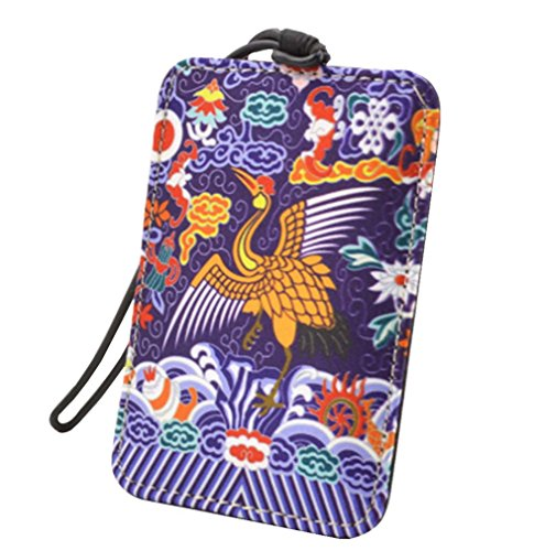 Chinese Style Luggage Tag Suitcase Luggage Tag Travel Luggage Tag by Black Temptation