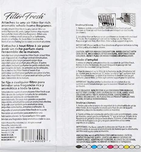 Vent air freshener for house