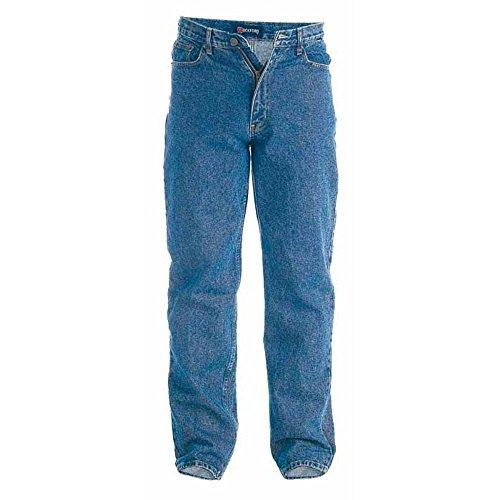 Rockford - Herren Jeanshose Bequeme Passform Steingewaschen - W30-70 - Steingewaschen, W44 - Schritt L34