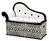 Wildkin Wild Side Toy Box Bench