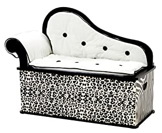 Wildkin Bench Seat with Storage, Wild Side (B002HWQY54) | Amazon Products