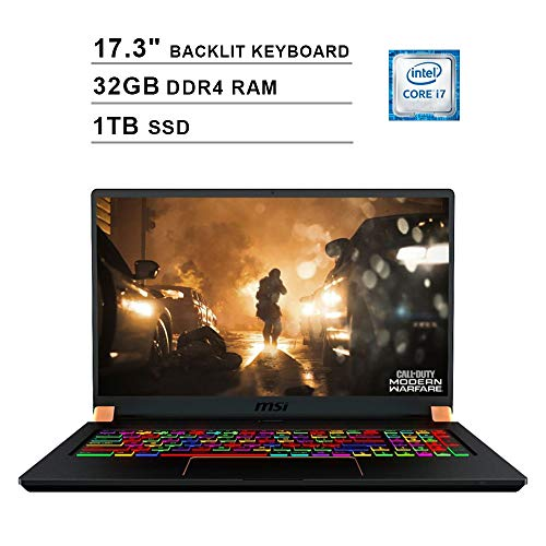 Compare MSI GS75 Stealth vs other laptops