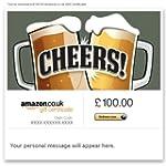 Cheers! - E-mail Amazon.co.uk Gift Card