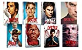 Dexter: The Complete Series Collection 1,2,3,4,5,6,7 & 8