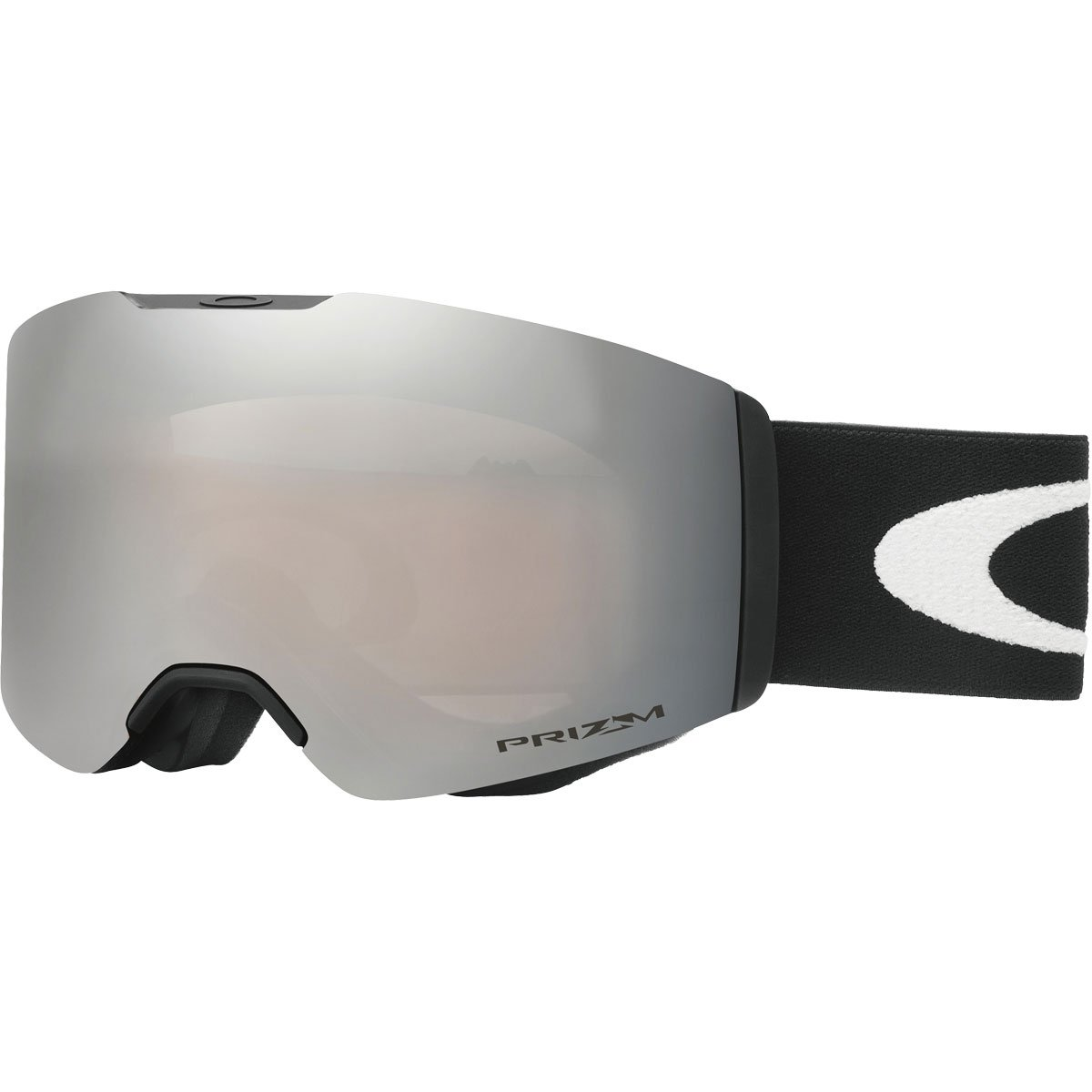 Oakley Fall Line Snow Goggles, Matte Black Frame, Prizm Black Iridium Lens, Medium by Oakley