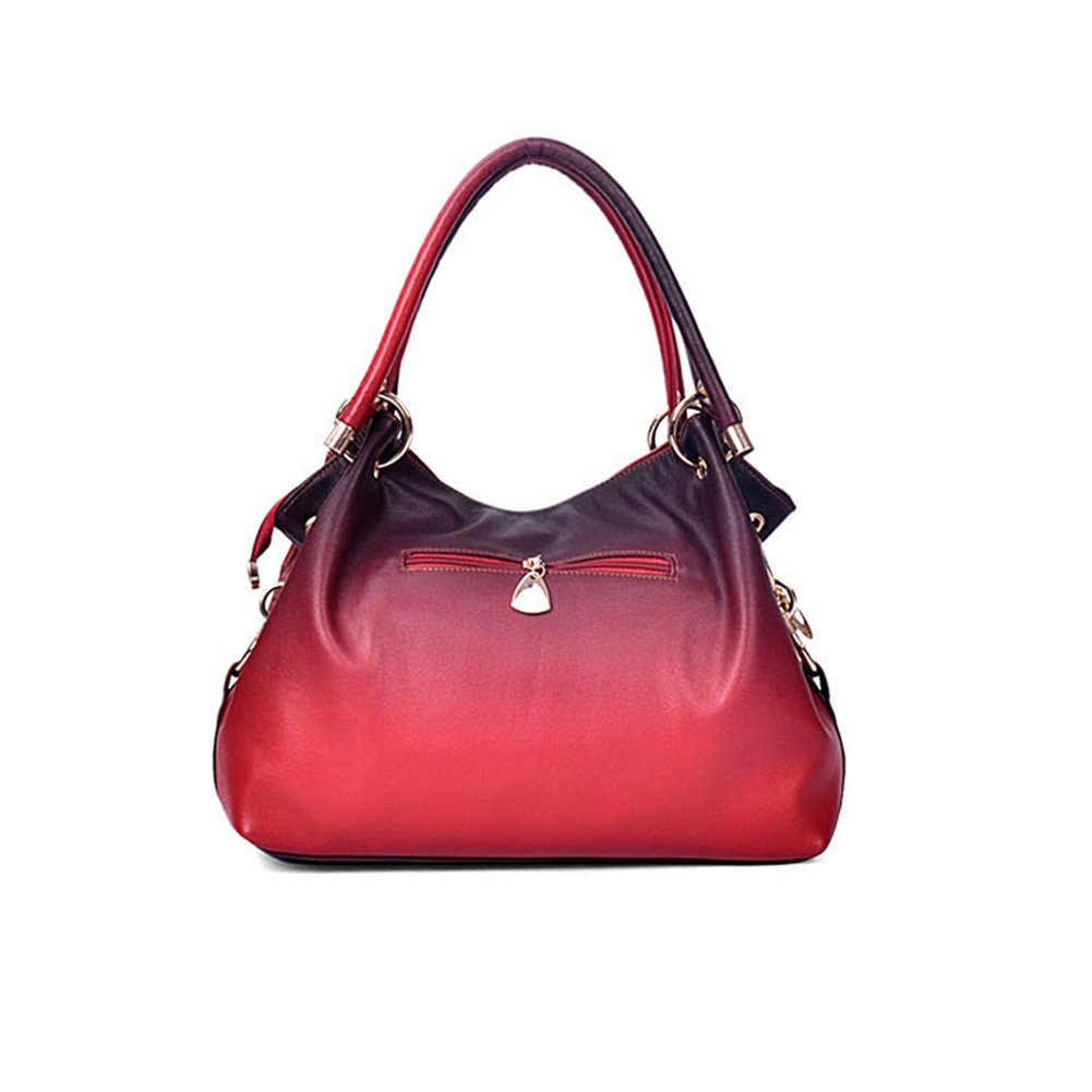 Amazon.com  Flada Ladies Leather Hobo Handbags Clearance Tote Bags Purses  for Women Blue  Shoes 5f0f884a1015a