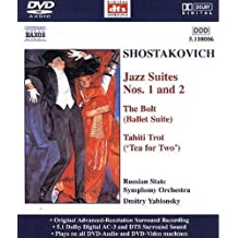 Jazz Suites Nos. 1 & 2 (DVD Audio)