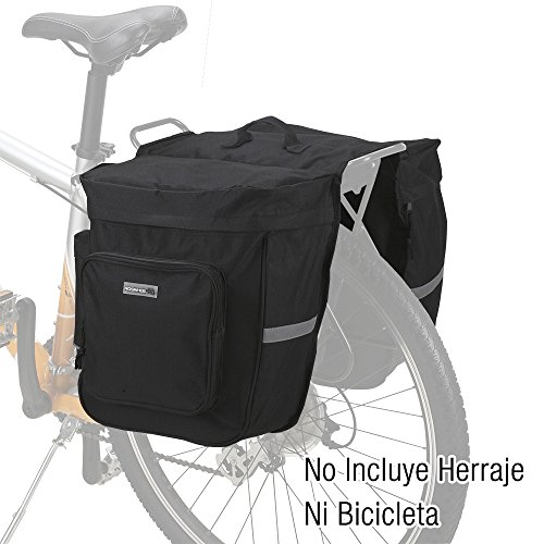Roswheel 14154 Double Bicycle Pannier Bag