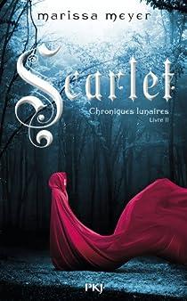 Chroniques lunaires, tome 2 : Scarlet par Meyer