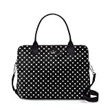 Kate Spade Blake Avenue Nylon Daveney Laptop Bag - Diamond Dot
