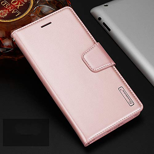 YXTHON Premium PU Leather Wallet Case with Kickstand and Flip Cover for iPhone Xs/Max PU Leather Wallet case with ID&Credit Card Pockets