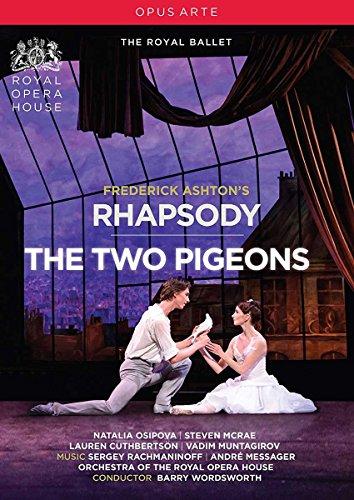 Frederick Ashton: Rhapsody - The Two -