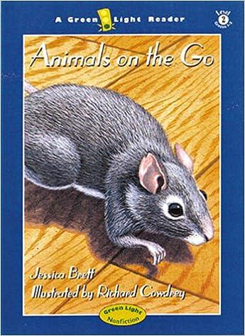 Ebook kostenlos herunterladen epub torrent Animals on the Go (Green Light Readers: Level 2) PDF PDB CHM by Jessica Brett