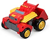Blaze and the Monster Machines FPJ40 Transforming Robot Rider, Multi-Colour
