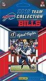 Buffalo Bills 2016 Donruss NFL Football Factory