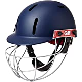 2018 Gunn and Moore Purist GEO II Cricket Helmet with Steel Grill