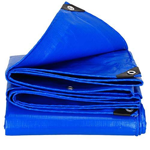 3X3M Outdoor Plastic Tarpaulin   Truck Sunshade   Plant Covers  100% Waterproof Sunscreen  High Density 180g M2
