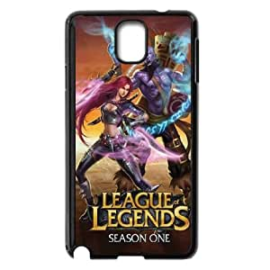 League Of Legends Samsung Galaxy Note 3 Cell Phone Case Black GY07K833