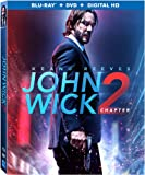 John Wick: Chapter 2 [Blu-ray]+DVD+ Digital HD