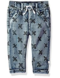 Rosie Pope baby-boys Baby X Marks the Spot Pant