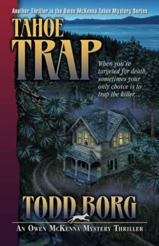 book cover of Tahoe Trap
