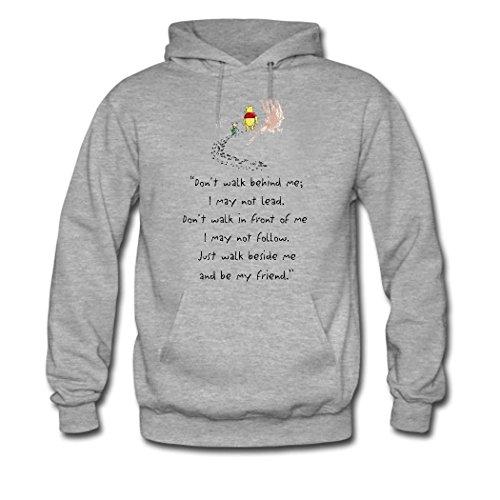 C-HHKK Funny Winnie the Pooh quote Women's Classic Pullover Hoodie SweatShirt Hoody]()