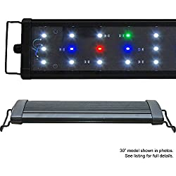 "BeamsWork EA Timer FSPEC LED Aquarium Light Freshwwater Plant Extendable (180cm - 72"")"
