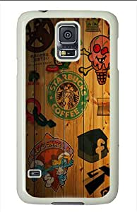 Samsung Galaxy S5 Cases & Covers - Collage PC Case for Samsung Galaxy S5 White