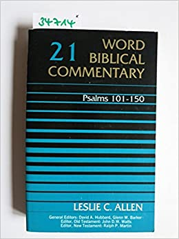 Book Word Biblical Commentary: Psalms 101-150