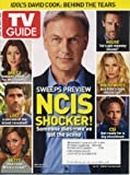 TV Guide April 28, 2008 Mark Harmon/NCIS, Michael Trucco/Battlestar Galactica, Olivia Wilde/House Interview, Desperate Housewives, Jimmy Kimmel/Lost, Kate Walsh/Grey's Anatomy